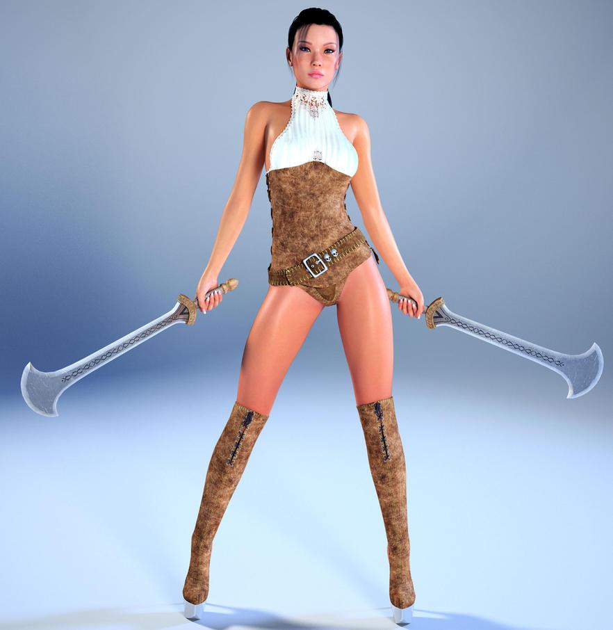 LiMei Swords v1 by stoper