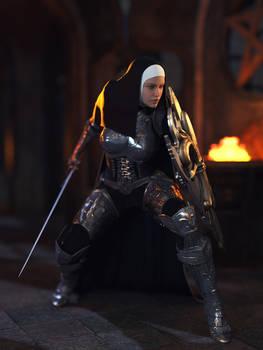 Battle Nun