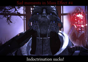 Sad moments in Mass Effect 4 by maqeurious