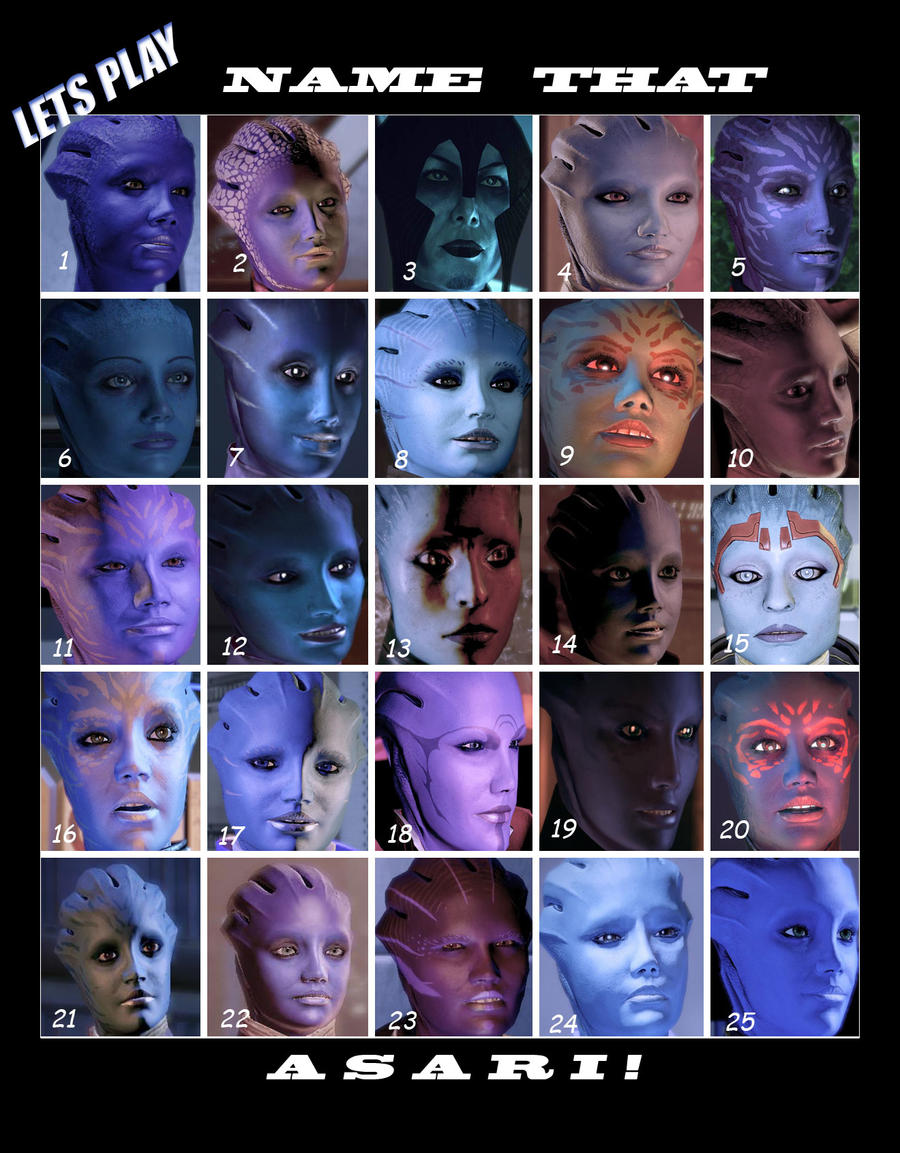 Nommez cette Asari ! Name_that_asari_by_maqeurious-d33h9wf