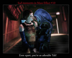 Sad moments in Mass Effect 10 by maqeurious