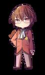Request #3-Katsuragi Keima by hanatsu04