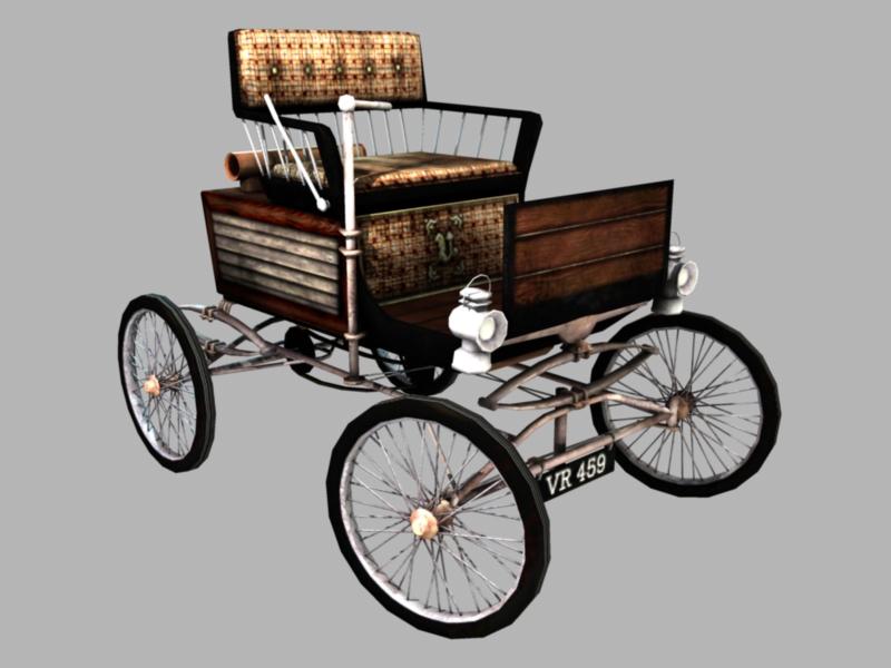 1901 Stanley Steam Car By Wendenworkshop On Deviantart
