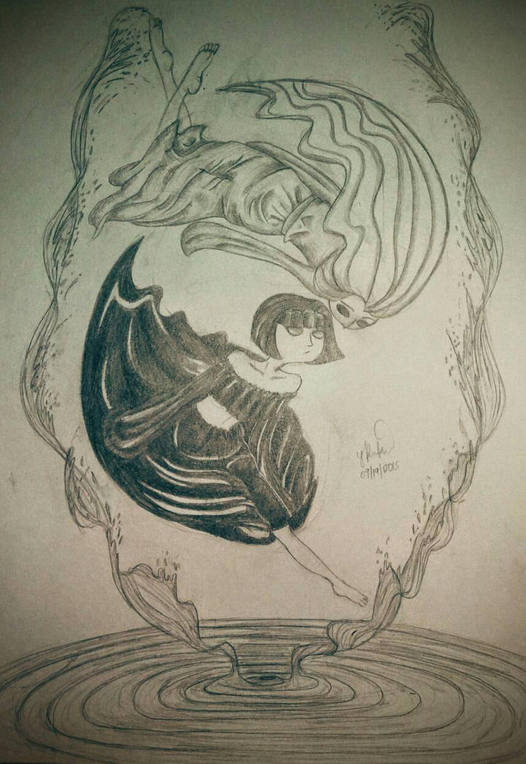 Song of the Yin and Yang by kksfriend1000