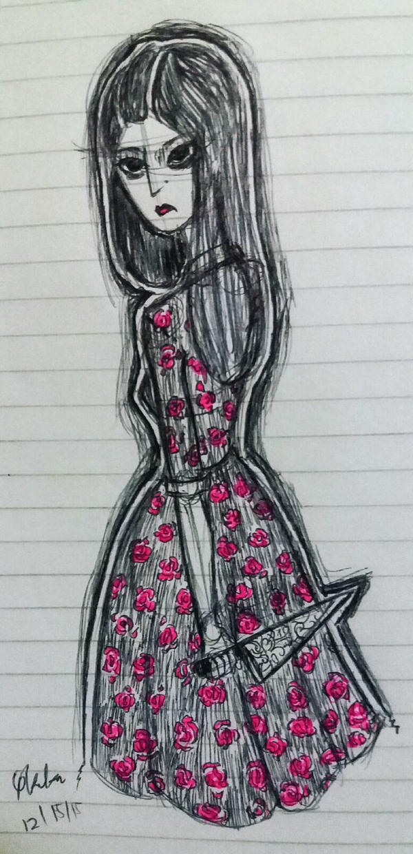 alice in roses by kksfriend1000