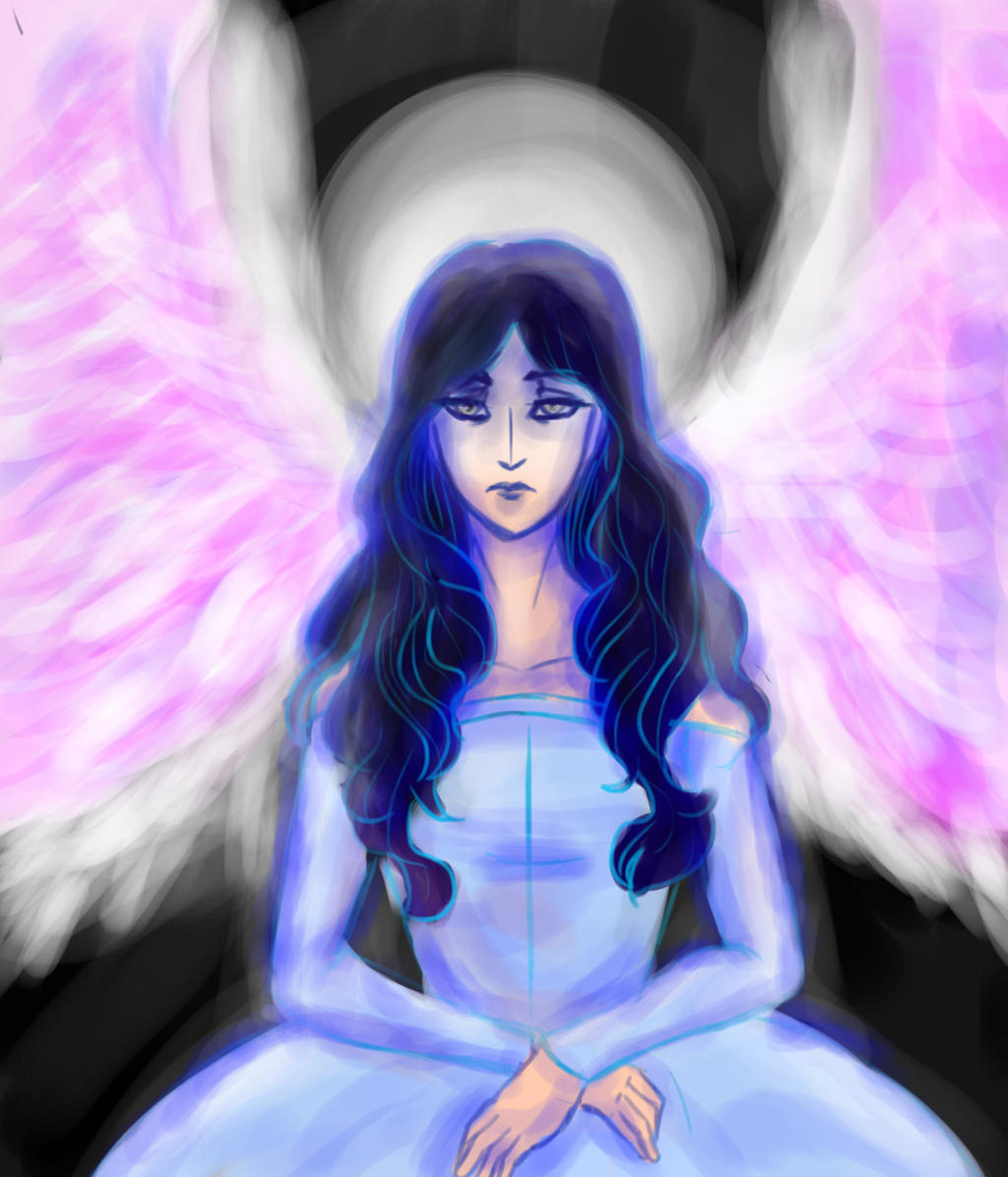 Angel by Cu-bloo