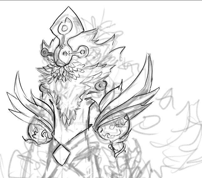 Sketch by Tetra-zombie