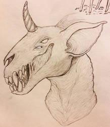 - Unicorn Goblin.