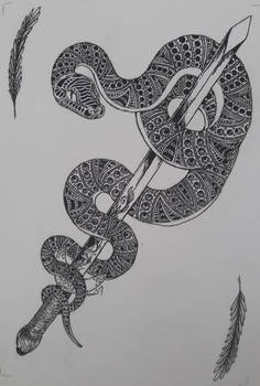 - Swords and Serpents.