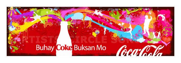 coke by 0627