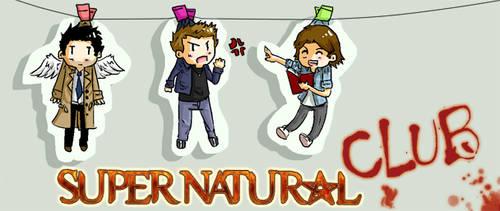 SPN Club Contest - Banner by Leyhena