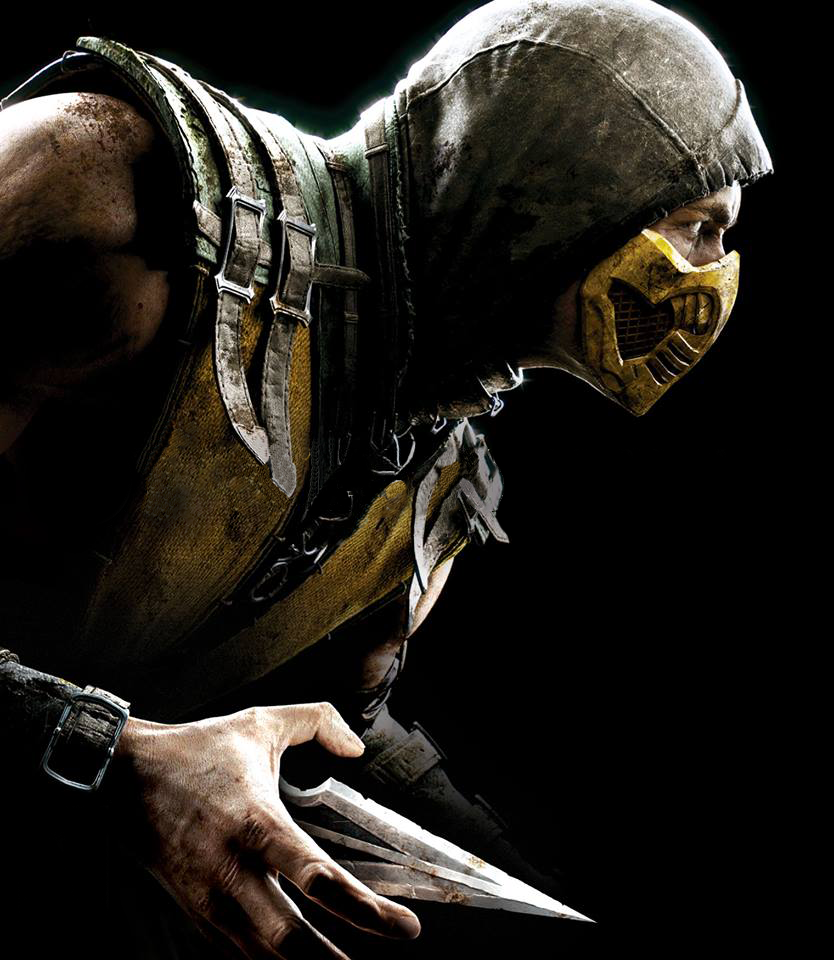 Drawings Of Mortal Kombat Scorpion   www.imgkid.com - The ...