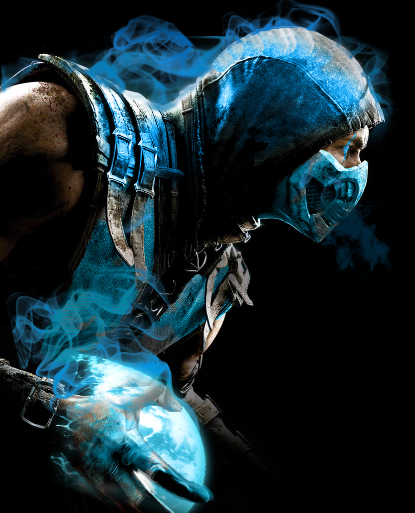 Sub Zero Mortal Kombat X By Preslice On Deviantart