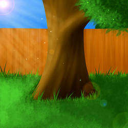 Phineas and Ferb's Tree by MayBell32