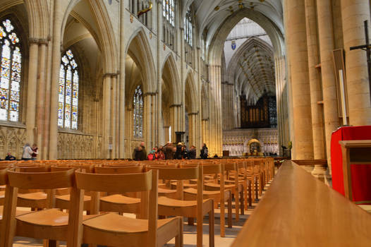 View from the Pews