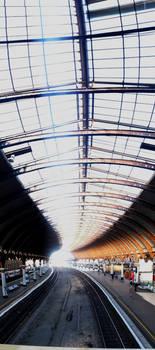 York Station, panorama