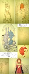 sketchdump by Insunnine