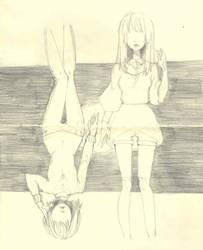 Acherry and I by Insunnine