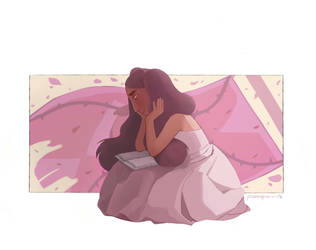 Connie (Steven Universe) by Insunnine
