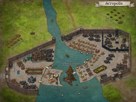 City of Acropolis