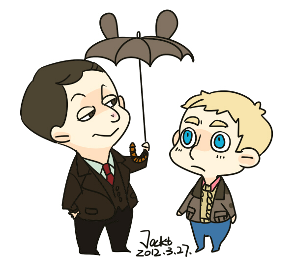 micky umbrella by Zjackt