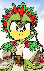 Ichtaca the Quetzalcoatl by Dynamite357