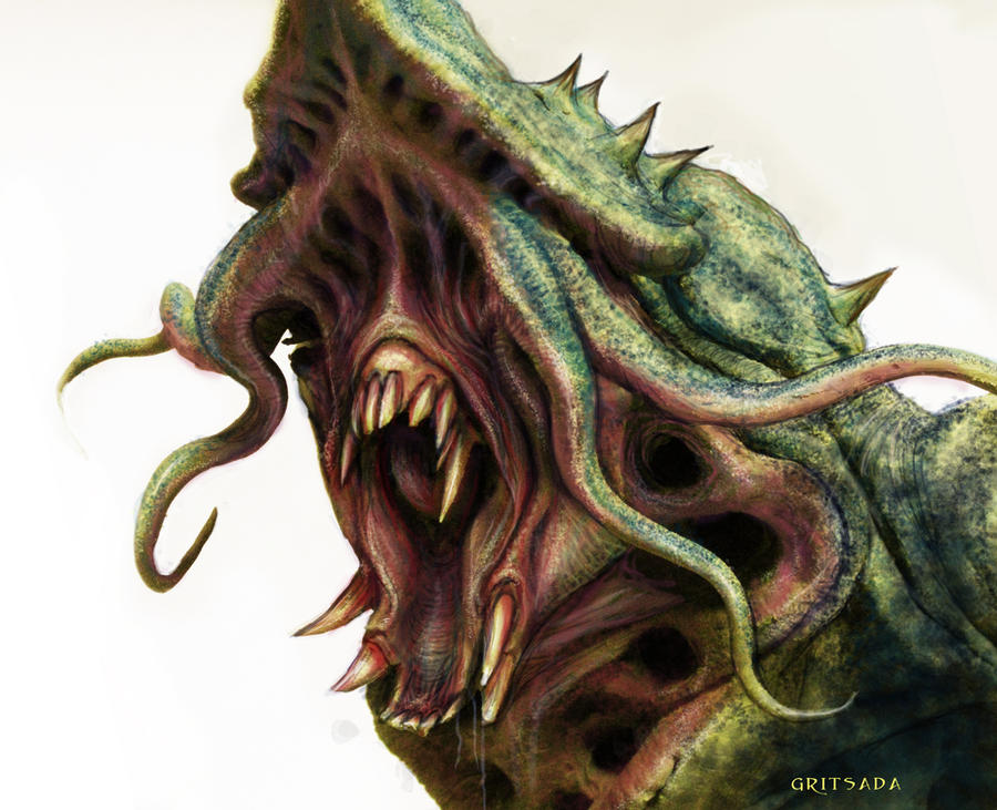 Xenomorph Alien by gritsfx