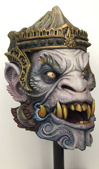 Hanuman mask