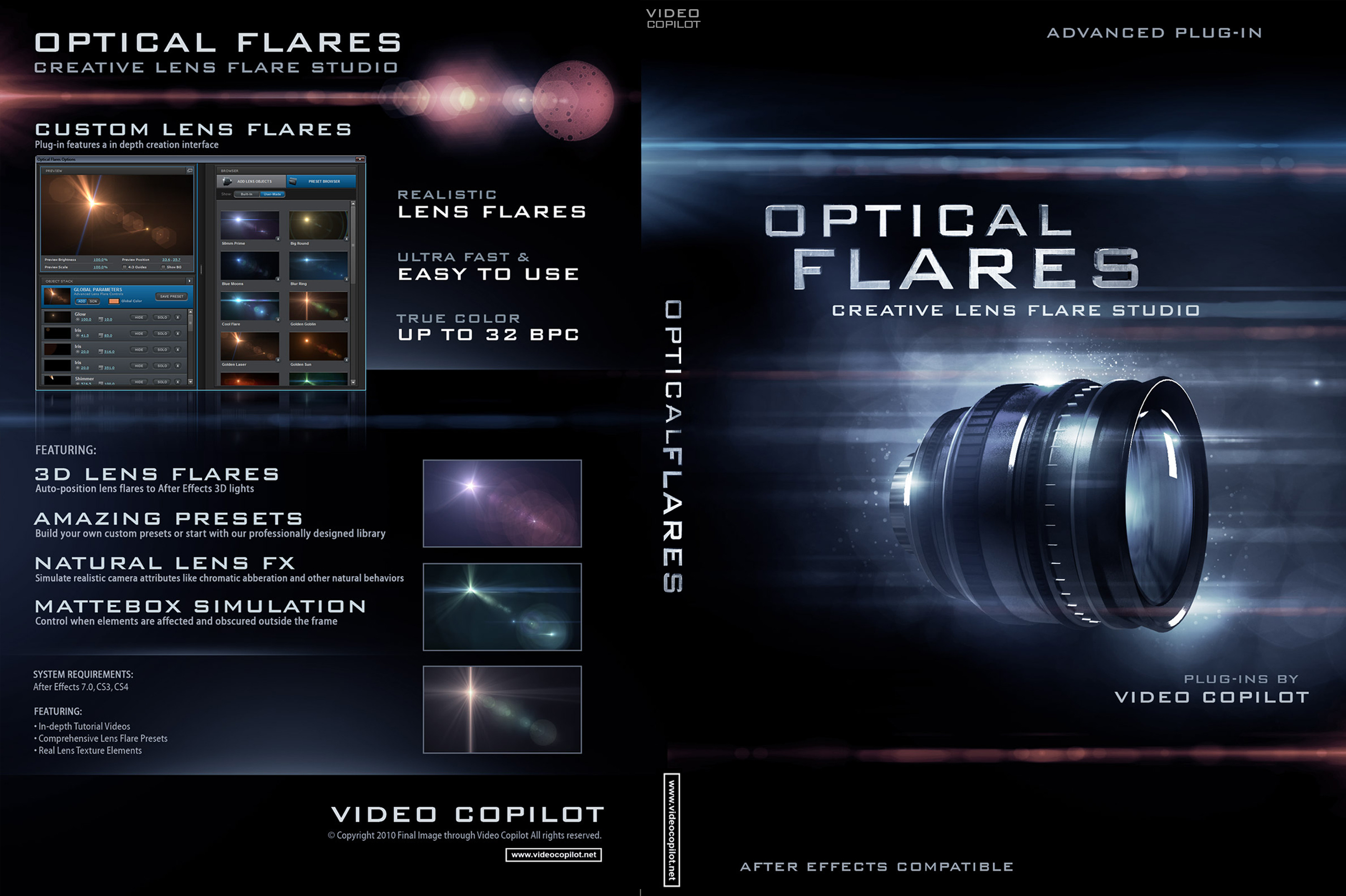 Best Video Copilot Optical Flares Software