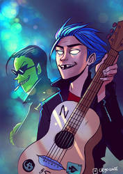 2D and Ace