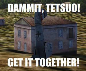 War Thunder Meme: Goddammit Tetsuo!
