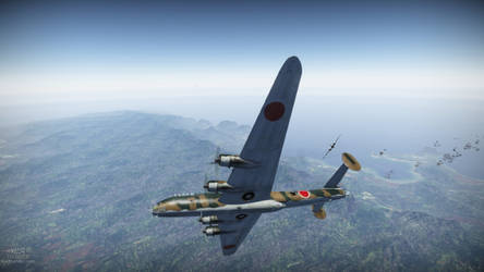 War Thunder: A Clash of Giants - Shinzan V.S Welly