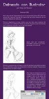 Ilustrator Tuto: Lineart ESP by sieg-und-rassen