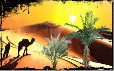 Sahara by Brahy