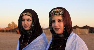 Femmes Arabes by Brahy