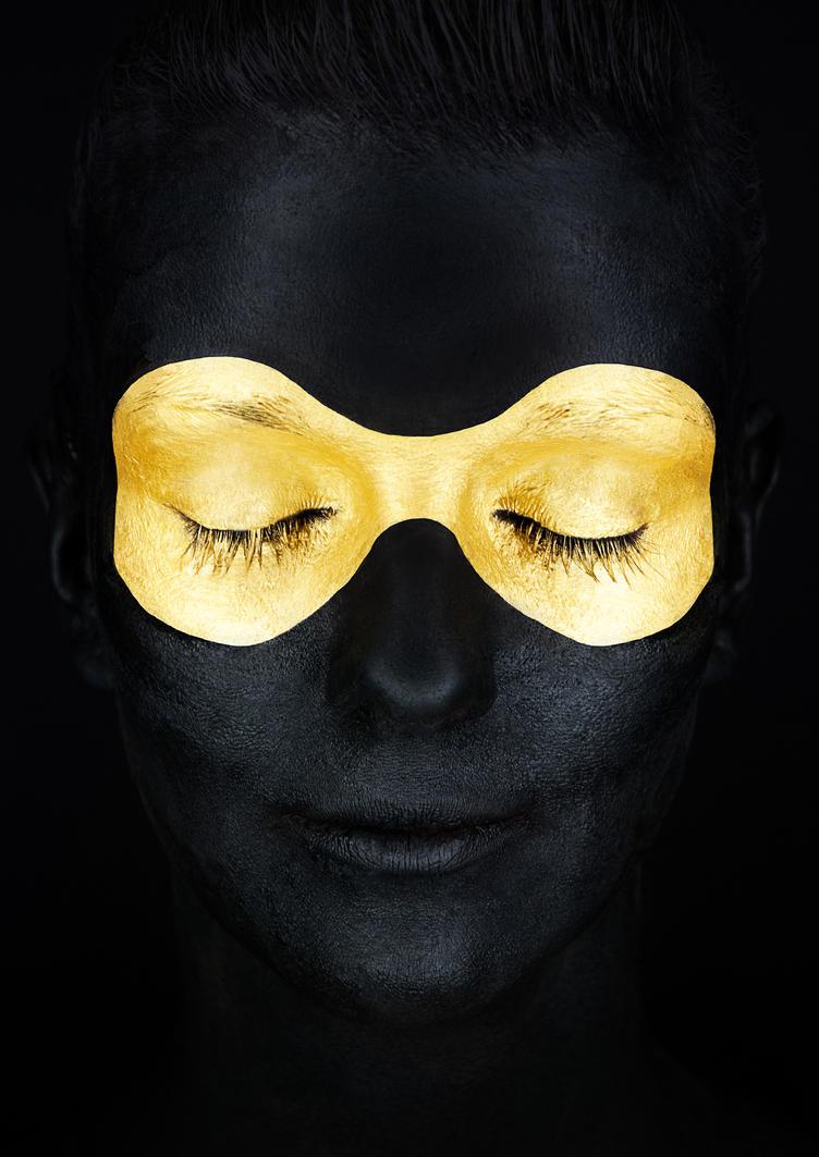 Gold Glasses by ArtcoreAtticus