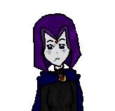 Pixel Raven by xJizeru