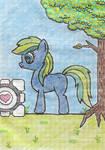 Do you want some companion... Pony? by GrekBronyMX95