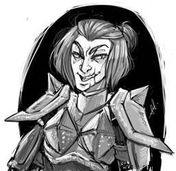 Armor Lady