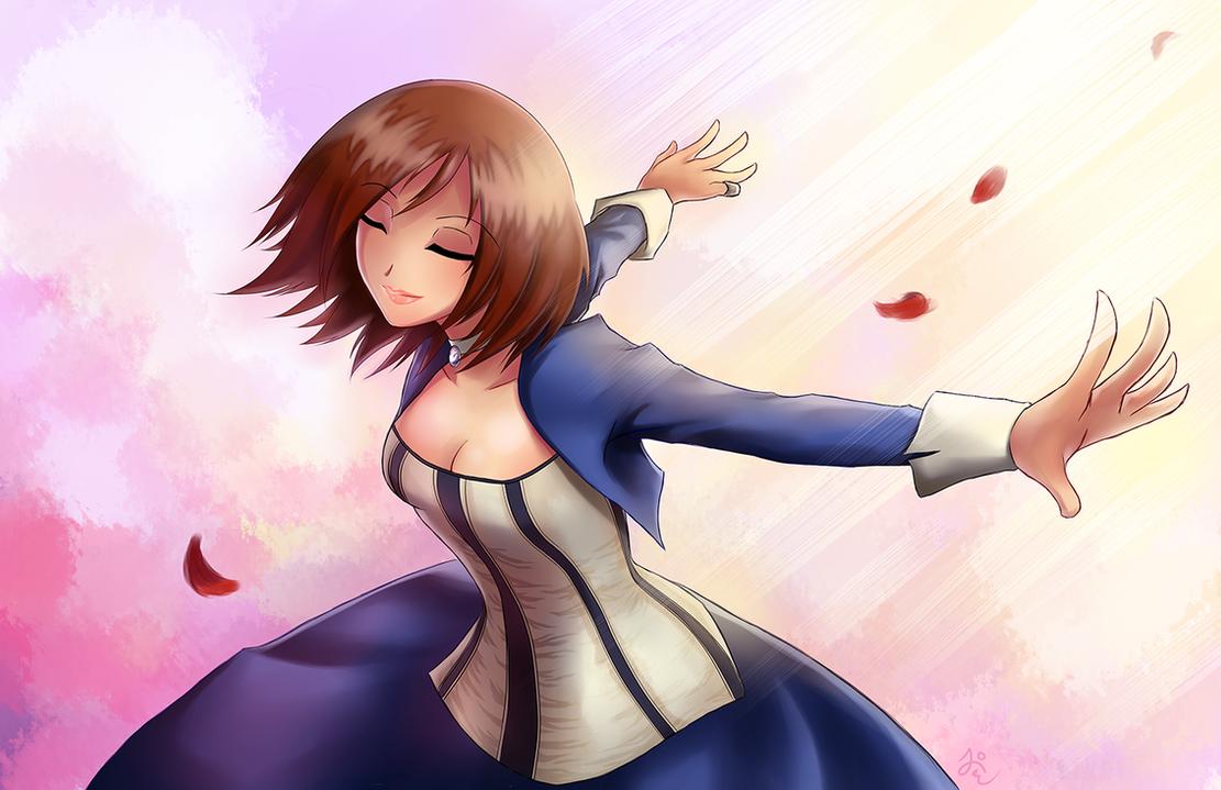 Elizabeth - Serene by squigi