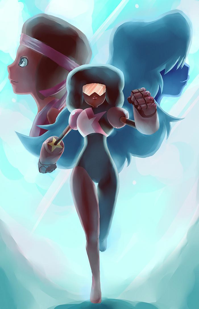 Garnet - Steven Universe by squigi