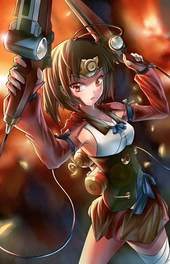 Mumei by squigi