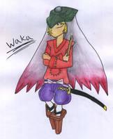 Waka - okami by Luifex