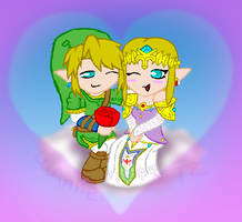 sketch pic 5- Zelink by Luifex