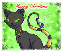 Xmas - Shewitch by Luifex