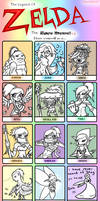 Zelda race meme :3