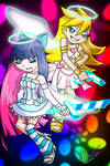 LS: Panty and Stocking