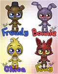 Cute 5 Nights at Freddys