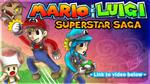 Mizfex plays- Mario and Luigi Superstar Saga by Luifex