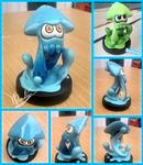 Squid Amiibo Repaint